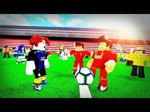 ROBLOX BULLY STORY - Soccer Champions (Football Animation)