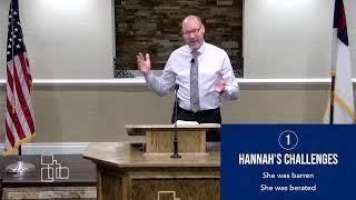 """May 26, 2021 PM – """"The Prayers of Hannah"""""""