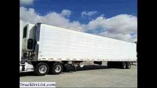 Used Reefer Trailers For Sale
