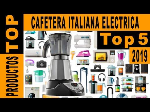 ✅ Cafetera Italiana Eléctrica - Top 5 Mejores Cafeteras Italianas Eléctricas 2018 (Guía de compra)