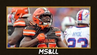 The Perfect Role for Kareem Hunt in the 2020 Browns Offense - MS&LL 8/6/20