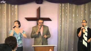 preview picture of video 'Augus Dai  Aleluya ---  Pastor y Fondo Coral Carolina'