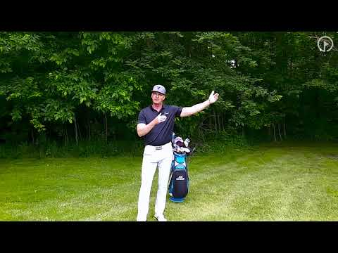 Course Management Strategy on Laying Up or Laying Back