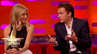 Tom Holland Hated His Spiderman Workout   The Graham Norton Show