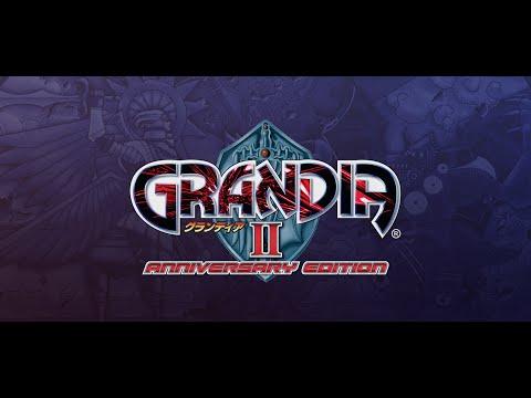 Trailer de Grandia II Anniversary Edition / Grandia II HD Remaster