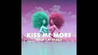 Doja Cat - Kiss Me More ft. SZA (Clean)