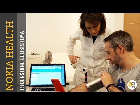 NOKIA Health RECENSIONE Fitness WATCH, Bilancia, Sfigmomanometro e Thermometro
