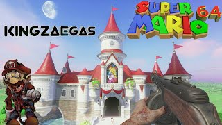 Super Mario 64 | Call Of Duty WaW Zombie Map