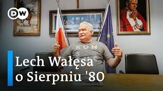 """Lech Wałęsa: """"Można mnie było zabić, ale nie pokonać"""""""