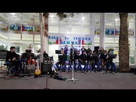 SUM Big Band Museros & MAHO Blues Band-3