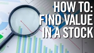 HOW TO VALUE A STOCK 📈 When Should You Buy A Stock?