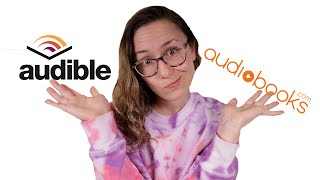 What is better audible or audiobooks