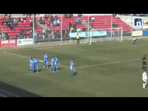 Preview video FUENLABRADA-MARINO - RUBEN RAMOS