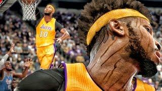 DUNKING ALL OVER SACRAMENTO! NBA 2K17 My Career Gameplay Ep. 32