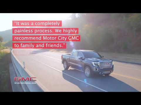 Motor City Buick GMC - Welcome to the City