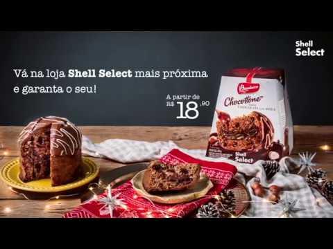 Shell Select e Chocottone Bauducco: Devorar a receita
