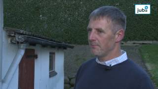 Klimalån gav familien Hansen en halvering af varmeudgifterne
