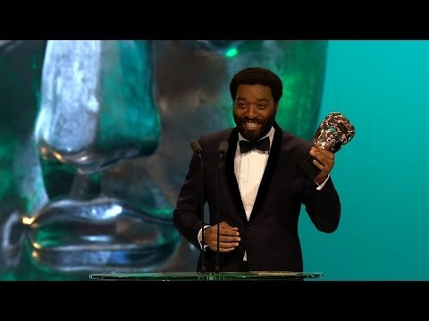 , title : 'Chiwetel Ejiofor wins Best Leading Actor Bafta - The British Academy Film Awards 2014 - BBC One'