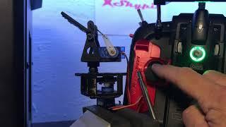 Radiomaster TX16S FPV Pan and Tilt gimbal mod