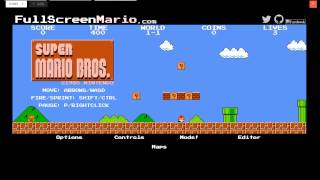 How to Play Super Mario on Chromebook