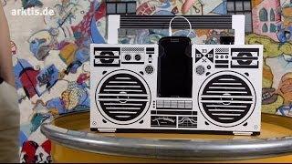 Berlin Boombox Soundsystem (arktis.de GadgetCouch)