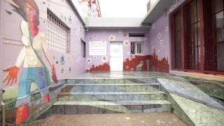 Huella Weber / Inauguración Mural La Boca a Contraluz/ Rel. Institucionales Axel Plesky