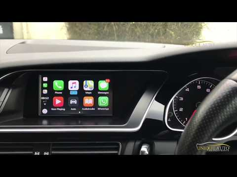 CarPlay And Mirroring Demonstration Unique Auto Developments