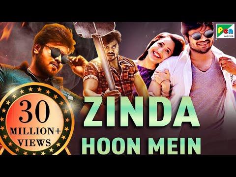 Download Zinda Hoon Mein | Gunturodu | New Hindi Action Dubbed Movie | Manchu Manoj, Pragya Jaiswal HD Mp4 3GP Video and MP3