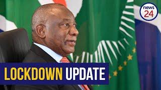 WATCH LIVE | Full speech: Ramaphosa bans alcohol, reinstates curfew under lockdown Level 3