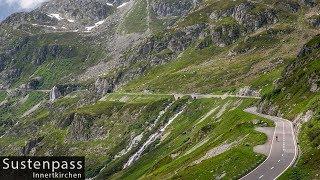 Sustenpass (Innertkirchen) - Cycling Inspiration & Education