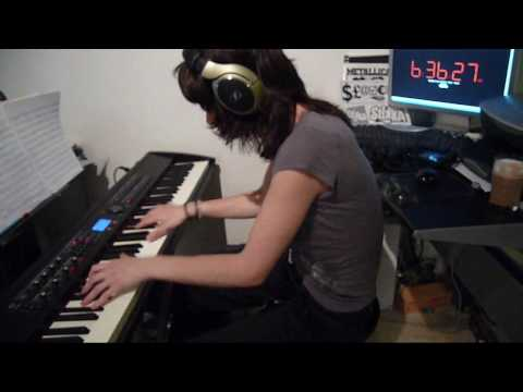 System Of A Down - Toxicity - piano cover [HD]