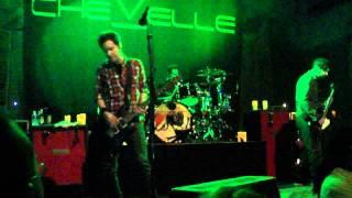 Sleep Apnea - Chevelle (live) New Orleans House of Blues 2011