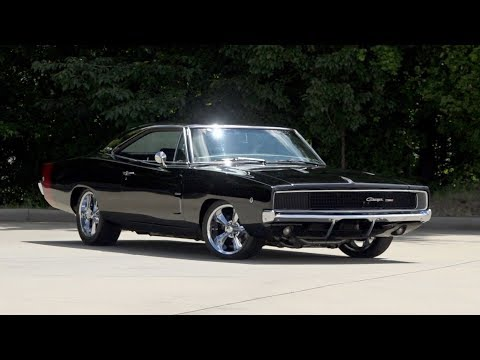 Video of '68 Charger - QBXV