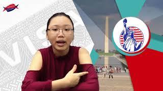 Phỏng vấn du học Mỹ cần trả lời như thế nào để đậu visa - Bích Huyền