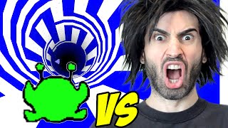 RUN 3 vs The World's Worst Gamer!