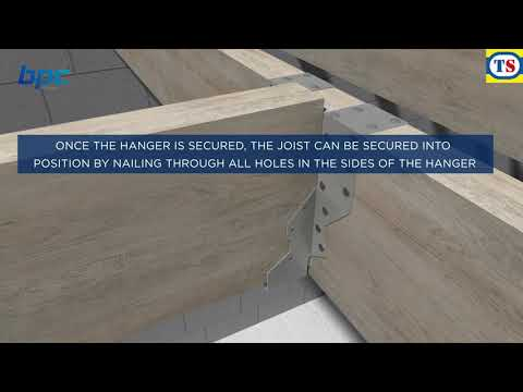 Timber to Timber Joist Hanger