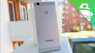 Nubia Z11 Hands-On