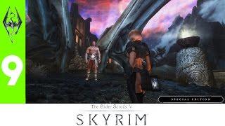 Skyrim: Special Edition - Ep 9 - La Chute d'Alduin - Let's Play FR ᴴᴰ