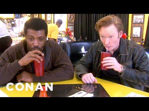 Conan na netradičním obědě