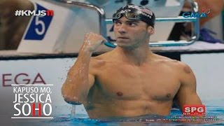 Kapuso Mo, Jessica Soho: The circular marks on Michael Phelps' body