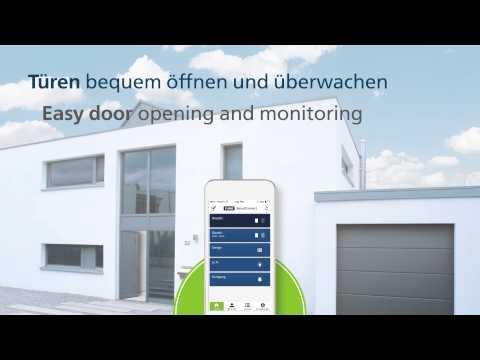 FUHR SmartConnect easy – Türöffnung per Smartphone