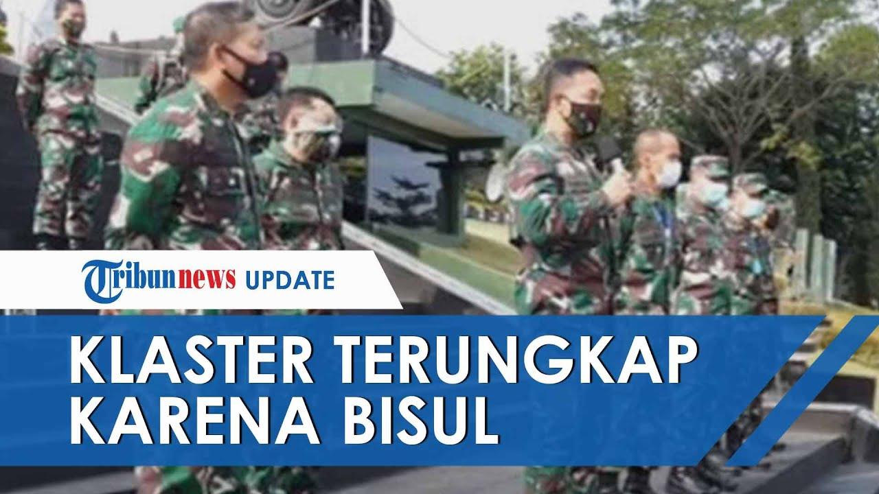POPULER Klaster Baru Covid-19 di Secapa AD Bandung Terungkap Gara-gara Bisul