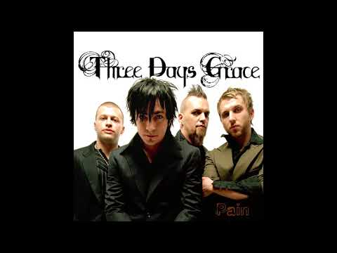 Three Days Grace - Pain (Stripped acoustic version)