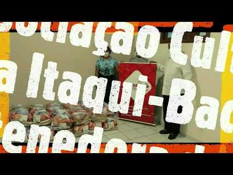 AÇÃO SOCIAL PELA RÁDIO BACANGA FM