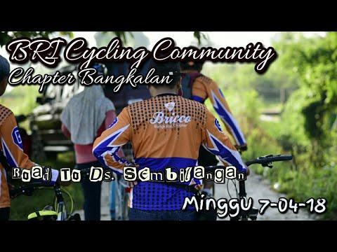 BRICCO Road to Sembilangan | Komunitas Sepeda BRI Bangkalan