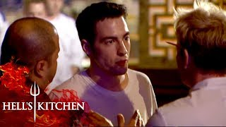 Every Series 6 Elimination On Hells Kitchen
