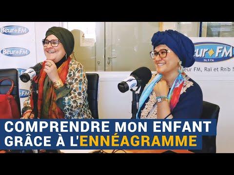 [AVS] Mieux comprendre mon enfant grâce à l'ennéagramme - Karima Chahdi-Bahou et Laïla Tonna