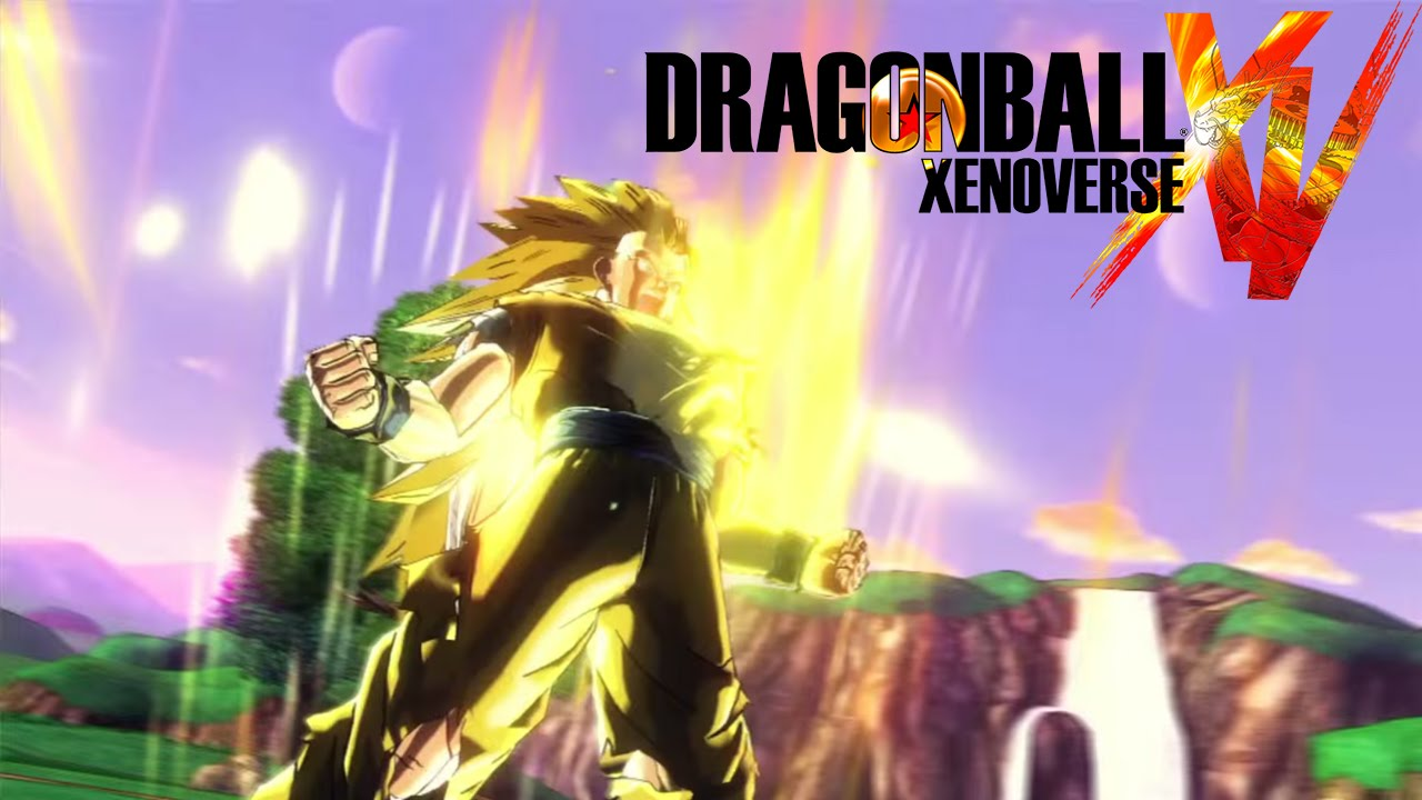 Dragon Ball Xenoverse (PlayStation 4) video 1