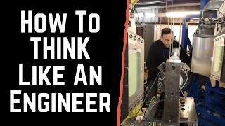 How To Think Like An Engineer | The Engineering Design Process