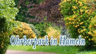 Ohrbergpark Hameln Parkanlage Landschaftsgarten